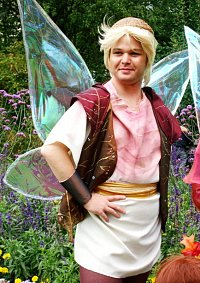 Cosplay-Cover: Terence (Tinkerbell)
