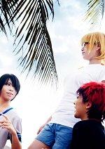 Cosplay-Cover: Kagami Taiga(Kindheit)