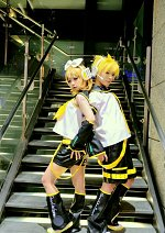 Cosplay-Cover: Kagamine Len