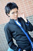 Cosplay-Cover: Hyuuga Junpei (Seirin Uniform)