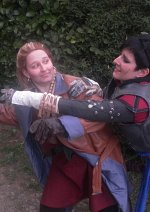 Cosplay-Cover: Cassandra Pentaghast Dragon Age Inquisition