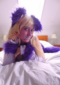 Cosplay-Cover: Cheshire Cat / Grinsekatze [Gijinka]