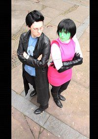 Cosplay-Cover: Zim