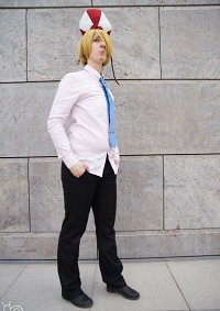 Cosplay-Cover: Sanji (Davy Back Fight)