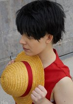Cosplay-Cover: Monkey D. Luffy [Basic]