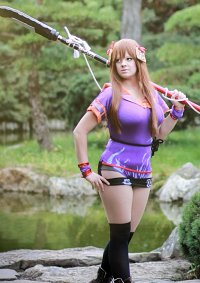 Cosplay-Cover: Senhime [Queen's Gate]