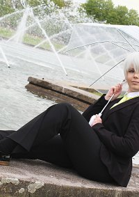 Cosplay-Cover: Clear [Valentine's Day]