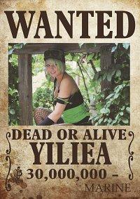 Cosplay-Cover: Yiliea