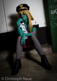 Cosplay-Cover: Panty (Zombie Version)