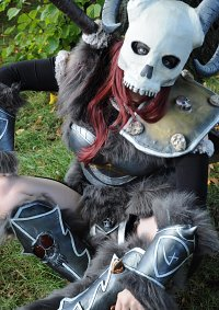 Cosplay-Cover: Barbarin