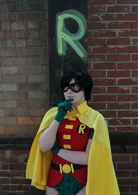 Cosplay-Cover: Robin [ Richard Grayson ]