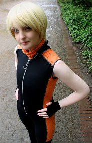 Cosplay-Cover: Hulkling (Teddy Altman)