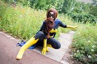 Cosplay-Cover: Batgirl (Barbara Gordon)