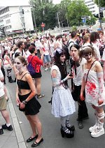 Cosplay-Cover: Zombie 10
