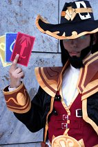 Cosplay-Cover: Twisted Fate