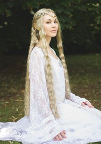 Cosplay-Cover: Galadriel (LOTR)