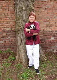 Cosplay-Cover: China (Red Hair Version)