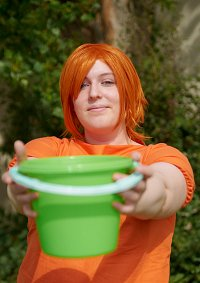 Cosplay-Cover: Ponyo (Goldfisch)