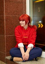 Cosplay-Cover: Ranma-chan - Red Dress