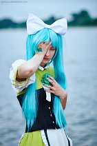 Cosplay-Cover: Hatsune Miku -  Alice Human Sacrefice