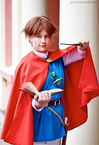 Cosplay-Cover: Oliver