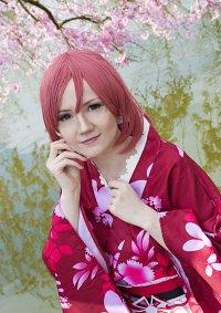 Cosplay-Cover: Maki Nishikino (Kimono)