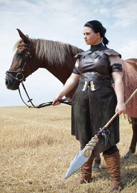 Cosplay-Cover: Obara Sand (Snake Armour)