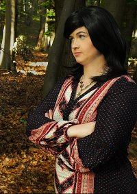 Cosplay-Cover: Talia Hale (Peacemaker Dress)