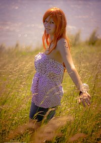 Cosplay-Cover: Nami ∫Chaptercover 642-Everything's Packed∫