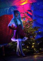 Cosplay-Cover: Miku [Christmas]