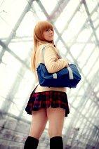Cosplay-Cover: Chihaya [Winterschuluniform]