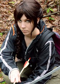 Cosplay-Cover: Katniss Everdeen • Arena Outfit