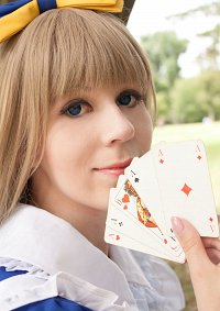 Cosplay-Cover: Alice Lidell ○ Basic