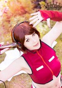 Cosplay-Cover: Meiko Sakine (Basic)