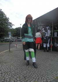 Cosplay-Cover: Märzhase