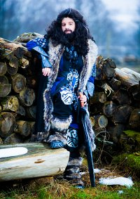 Cosplay-Cover: Thorin