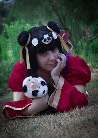 Cosplay-Cover: Annie (Pandaskin)