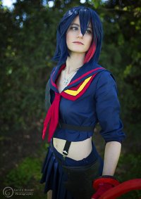 Cosplay-Cover: Ryuko