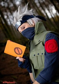 Cosplay-Cover: Kakashi