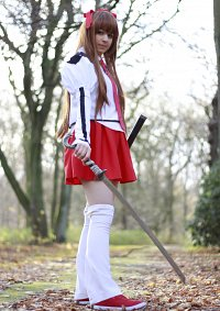 Cosplay-Cover: Haine Otomiya - Schülerratsuniform