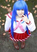 Cosplay-Cover: Konata Izumi - Winter Uniform