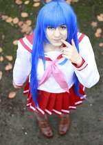 Cosplay-Cover: Konata Izumi - Winter Uniform
