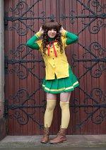 Cosplay-Cover: Marron Kusakabe - Schuluniform