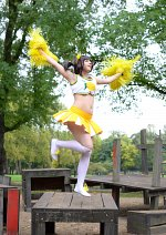 Cosplay-Cover: Suzumiya Haruhi - Lemon Cheerleader