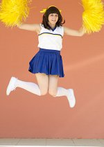 Cosplay-Cover: Suzumiya Haruhi - Cheerleader [Basic]