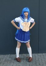 Cosplay-Cover: Konata Izumi - Summer Uniform