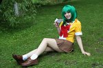 Cosplay-Cover: Ranka Lee - Schooluniform