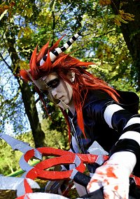 Cosplay-Cover: Axel [Halloweentown]