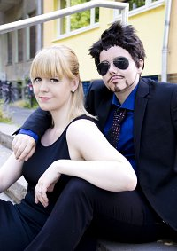 """Cosplay-Cover: Virginia """"Pepper"""" Potts [Birthday Party]"""