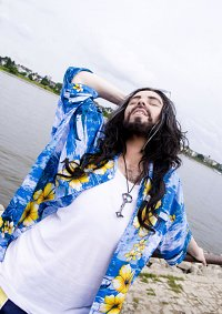 Cosplay-Cover: Thorin OakenBEACH  [Mallorca - There and back agai
